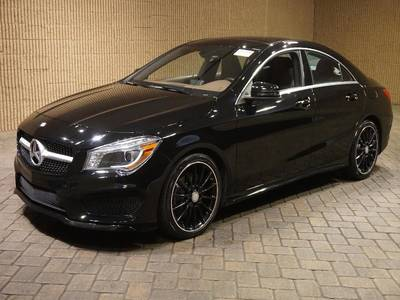 Used MERCEDES-BENZ CLA CLASS 2014 MIAMI Cla250 4matic Amg