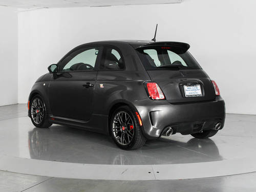 Used FIAT 500 ABARTH 2014 WEST PALM