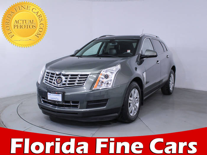 Used CADILLAC SRX 2013 MIAMI LUXURY