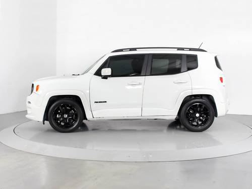 Used JEEP RENEGADE 2015 WEST PALM LATITUDE