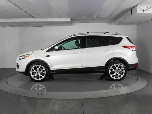 Used FORD ESCAPE 2013 WEST PALM TITANIUM