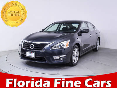 Used NISSAN ALTIMA 2015 HOLLYWOOD Sv