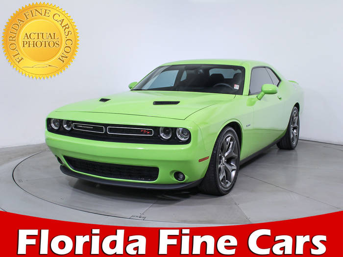 Used DODGE CHALLENGER 2015 MIAMI R/t