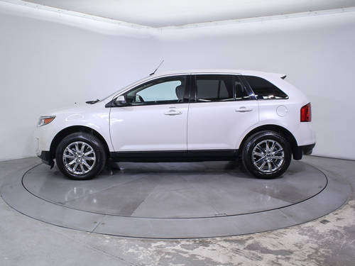 Used FORD EDGE 2014 HOLLYWOOD SEL