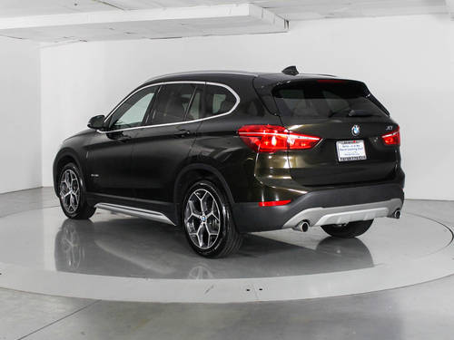 Used BMW X1 2016 WEST PALM XDRIVE28I