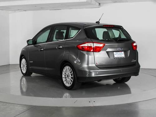 Used FORD C MAX HYBRID 2014 WEST PALM SEL