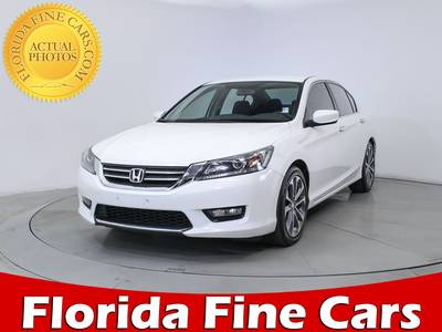 Used HONDA ACCORD 2015 HOLLYWOOD SPORT
