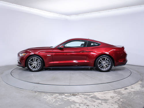 Used FORD MUSTANG 2016 HOLLYWOOD Gt Premium