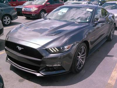 Used FORD MUSTANG 2017 HOLLYWOOD Ecoboost Premium