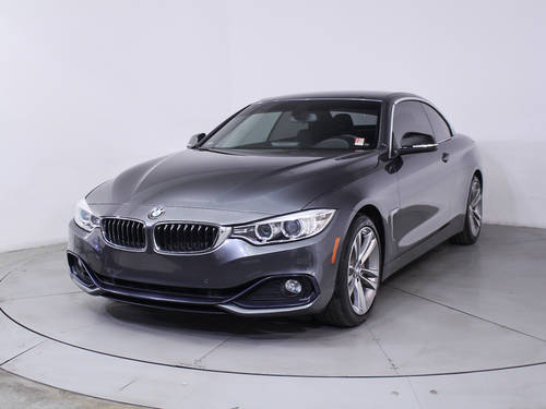 Used BMW 4 SERIES 2015 MIAMI 435i Sport