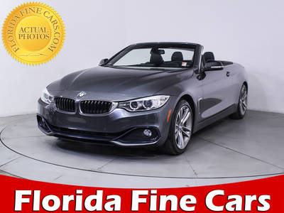 Used Bmw 4 Series Convertible for sale in Miami Hollywood West