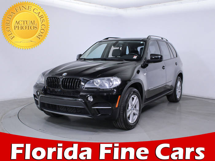 Used BMW X5 2011 MIAMI 35i