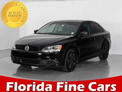 Used VOLKSWAGEN JETTA 2011 WEST PALM S
