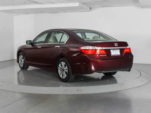 Used HONDA ACCORD 2014 WEST PALM LX