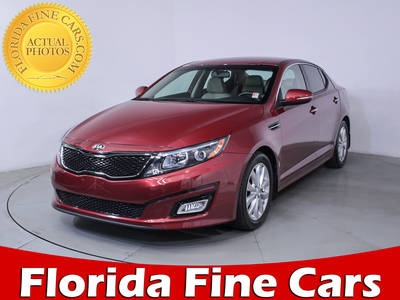 Used KIA OPTIMA 2015 MIAMI Ex