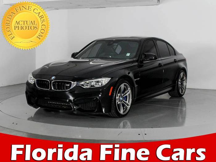 Used BMW M3 2015 MIAMI