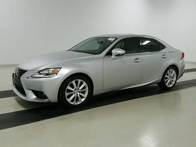 Used LEXUS IS 250 2014 MIAMI