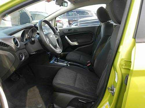 Used FORD FIESTA 2013 HOLLYWOOD SE