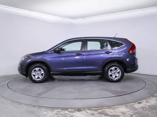 Used HONDA CR V 2014 MIAMI LX