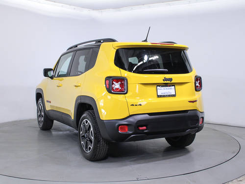 Used JEEP RENEGADE 2017 HOLLYWOOD TRAILHAWK