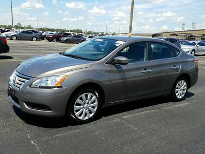 Used NISSAN SENTRA 2015 HOLLYWOOD Sv