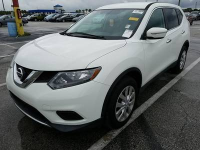 Used NISSAN ROGUE 2015 HOLLYWOOD S