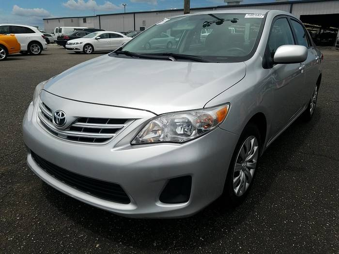 Used TOYOTA COROLLA 2013 WEST PALM Le