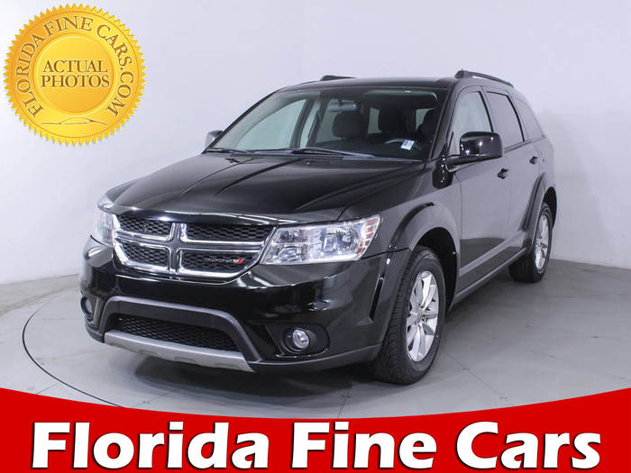 Used DODGE JOURNEY 2014 HOLLYWOOD SXT