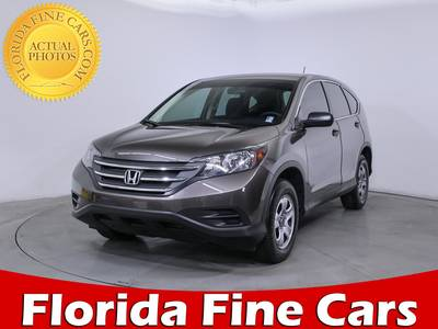 Used HONDA CR V 2014 HOLLYWOOD LX