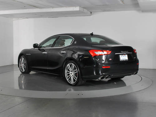 Used MASERATI GHIBLI 2014 WEST PALM S Q4