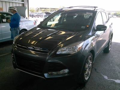 Used FORD ESCAPE 2015 WEST PALM TITANIUM