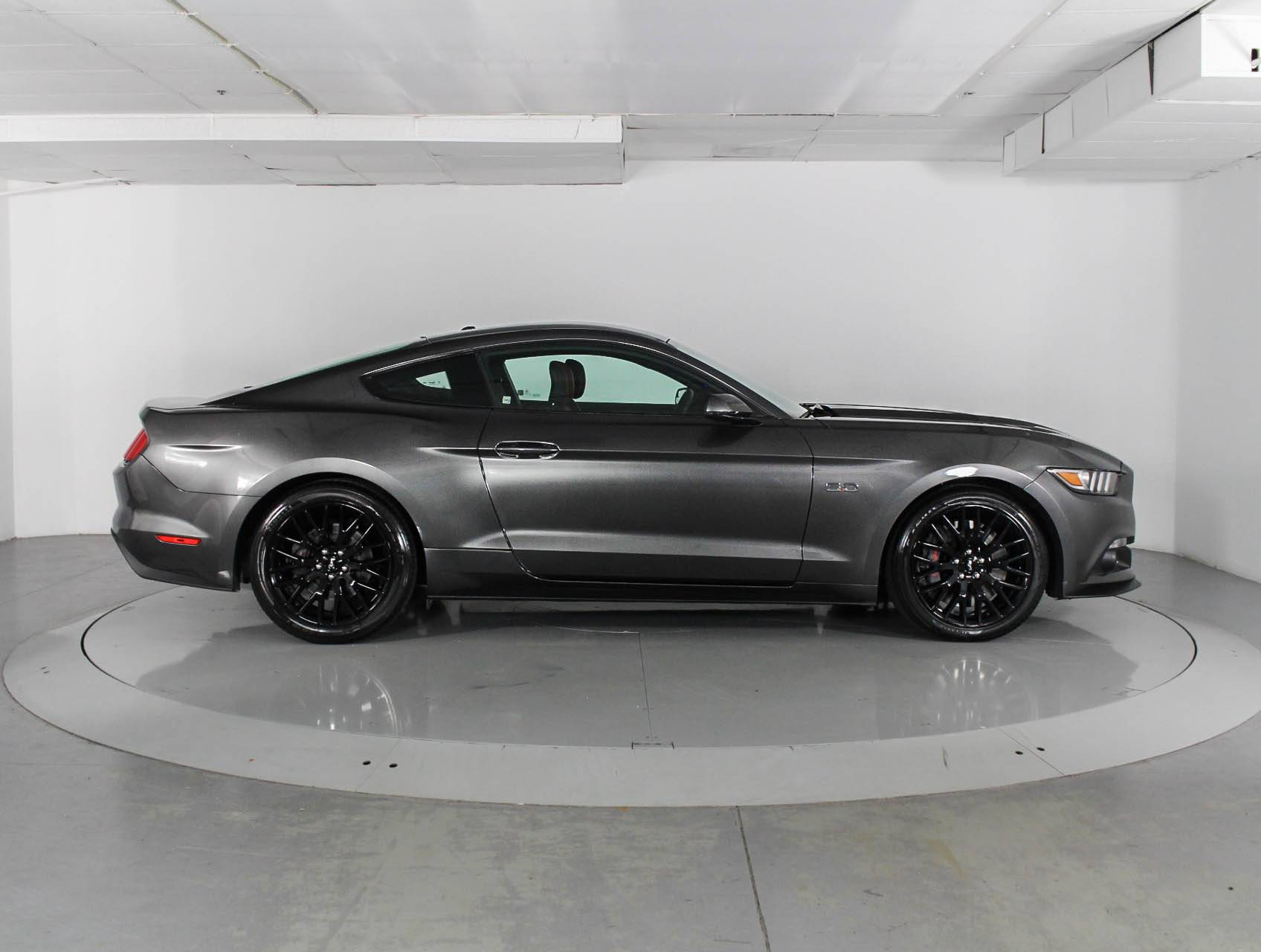 Used 2015 Mustang Gt >> Used 2015 Ford Mustang Gt Premium Coupe For Sale In West Palm Fl