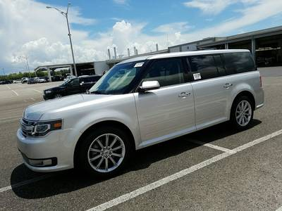 Used FORD FLEX 2016 WEST PALM LIMITED