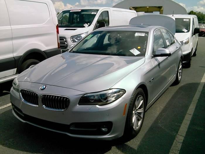 Used BMW 5 SERIES 2015 WEST PALM 528I XDRIVE