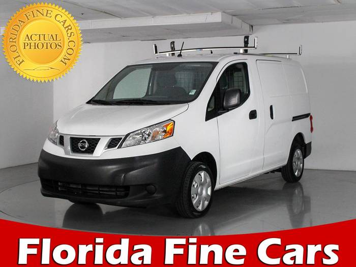 Used NISSAN NV200 2015 WEST PALM S