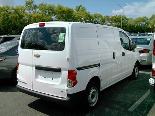 Used CHEVROLET CITY EXPRESS 2015 WEST PALM LT