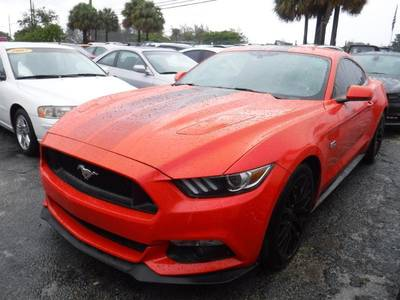 Used FORD MUSTANG 2016 WEST PALM Gt Premium