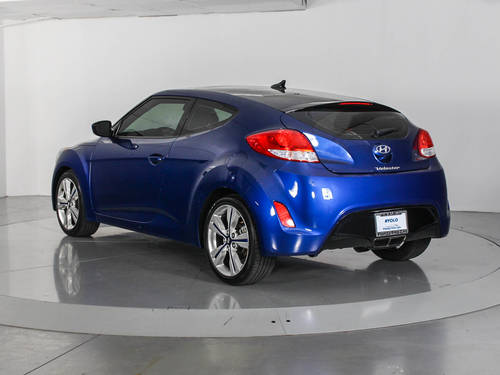 Used HYUNDAI VELOSTER 2016 WEST PALM Base