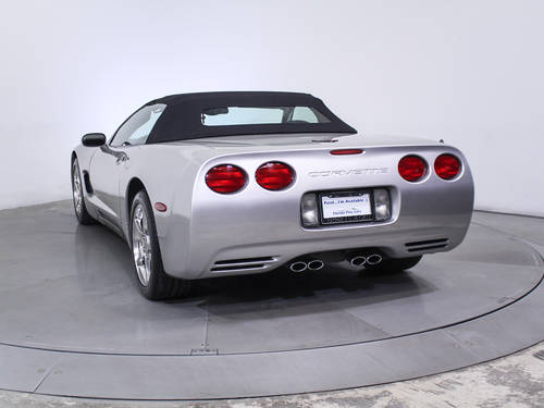 Used CHEVROLET CORVETTE 2004 MIAMI