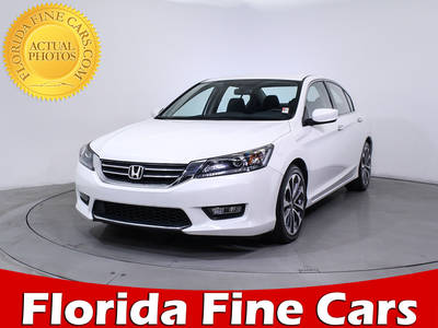 Used HONDA ACCORD 2015 MIAMI SPORT