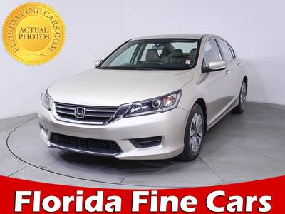 Used HONDA ACCORD 2014 MIAMI LX