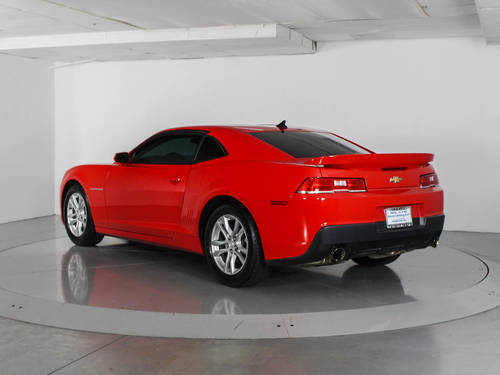 Used CHEVROLET CAMARO 2014 WEST PALM LS
