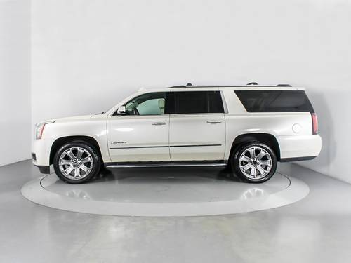 Used GMC YUKON XL 2015 WEST PALM DENALI