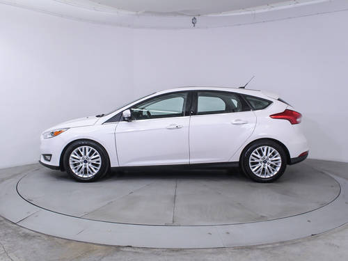 Used FORD FOCUS 2016 MIAMI TITANIUM