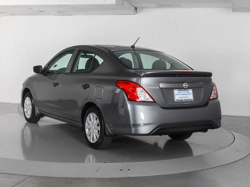 Used NISSAN VERSA 2016 WEST PALM S PLUS