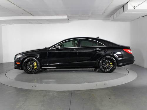 Used MERCEDES-BENZ CLS CLASS 2014 WEST PALM CLS550 4MATIC