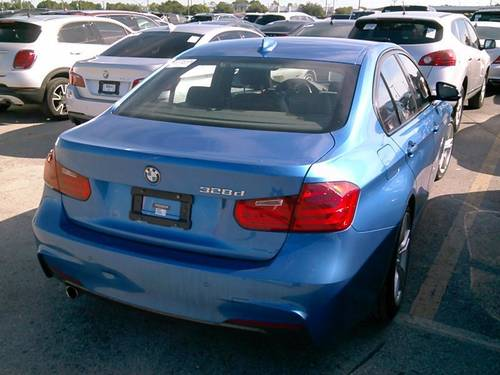 Used BMW 3 SERIES 2015 WEST PALM 328D M SPORT