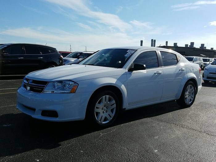 Used DODGE AVENGER 2014 MIAMI SE