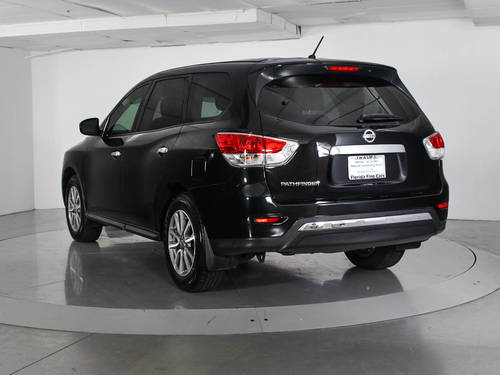 Used NISSAN PATHFINDER 2015 WEST PALM S