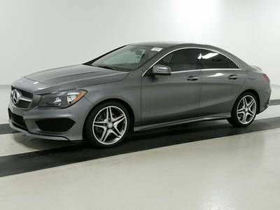 Used MERCEDES-BENZ CLA CLASS 2015 WEST PALM CLA250